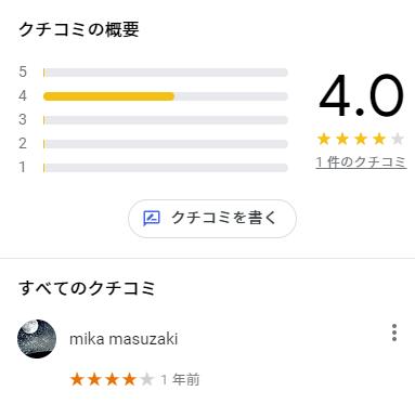 原一探偵事務所 横浜 Googleマップ 口コミ
